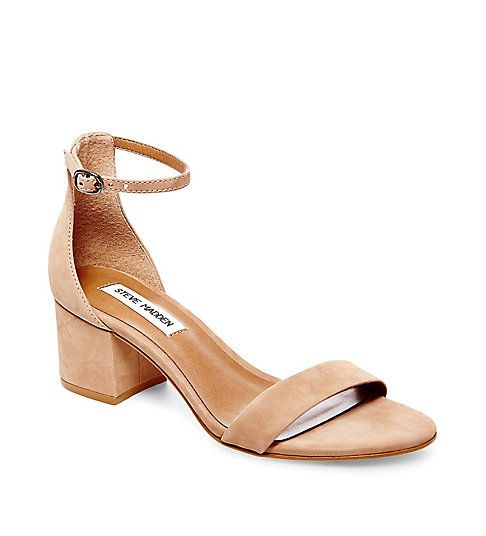 Ankle Strap Shoes with Low Heel | Steve Madden IRENEE