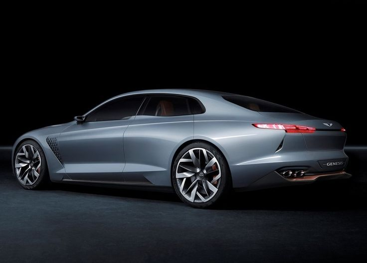 Hyundai Genesis G70 : concurrente hybride la BMW Série 3 ?