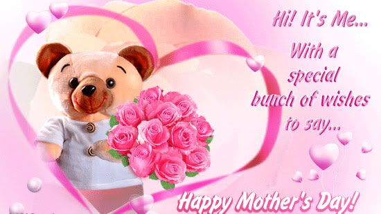 Pictures of mothers day teddy bears. Download free images of teddy bears for mothers day, with quotes, messages, sayings and love