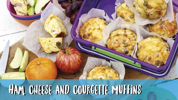 Ham Muffin recipe | New World Supermarket