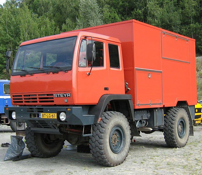Truck Steyr 92.JPG