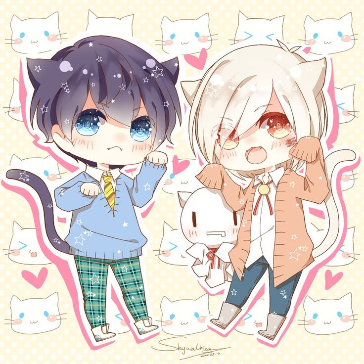 Soraru and Mafumafu So Cute!!!!!!!!!!