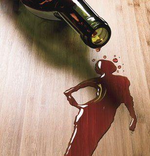 La mujer y el vino !!!