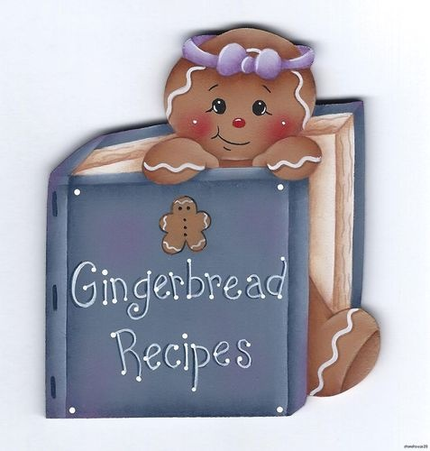Recipes Ginger.............