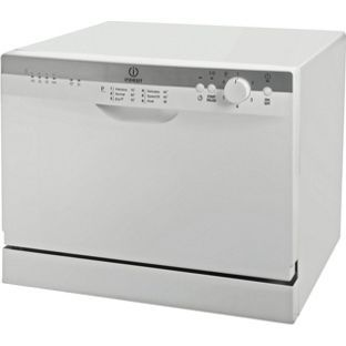 Buy Indesit ICD661 Freestanding Compact Dishwasher - White at Argos.co.uk, visit Argos.co.uk to shop online for Dishwashers