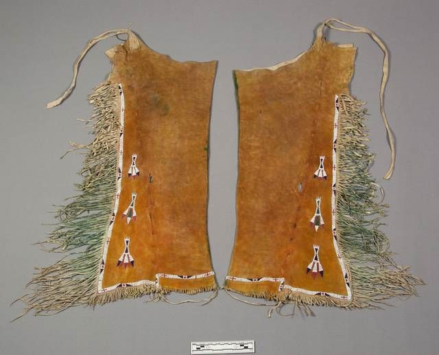 173 best images about southern plains leggings on for Cheyenne tribe arts and crafts