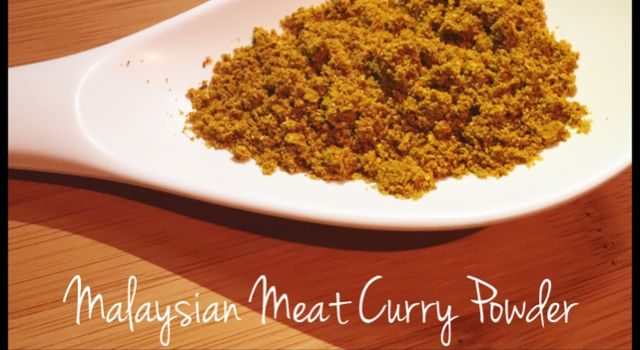 To make Skinnymixers' amazing Chicken Tikka Masala we made our own Malaysian Meat Curry Powder Thermomix recipe to use the spices in our kitchen.