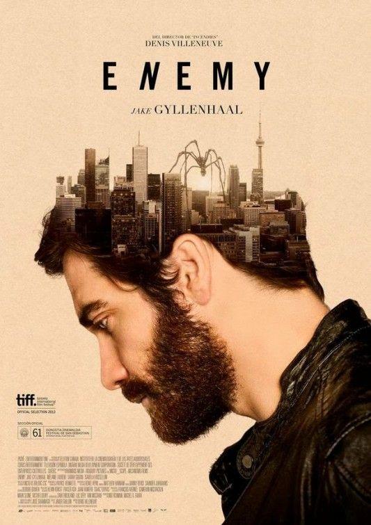 Enemy Movie Poster 複製された男