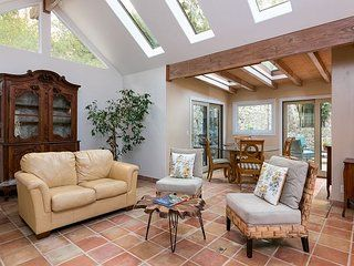 Remarkable Artist-Built Home in Santa Barbara - Santa Barbara vacation rentals