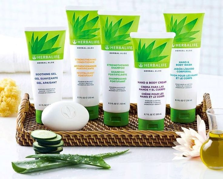 Körperpflege mit den Wirkstoffen der Aloe Vera