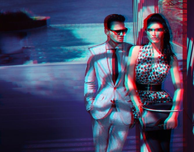 Hugo Boss New Dimension Beijing Fashion Show Website: www.wardrobe4x4 Twitter: twitter.com/Thanhhuysing Courtesy Hugo Boss
