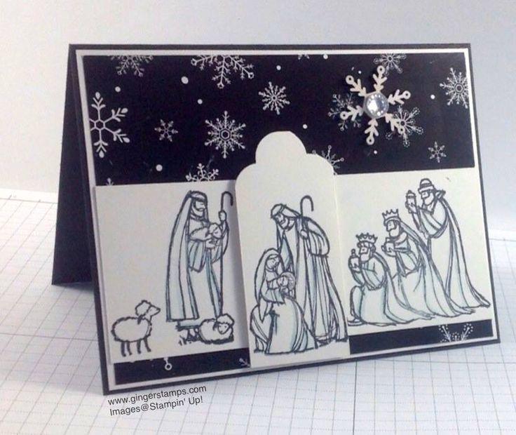 Ginger Toivonen CARDS Pinterest Christmas Cards