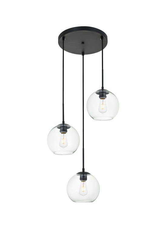 new concept d7acb 4d4ef Yearwood 3-Light Cluster Globe Pendant | Lighting in 2019 ...