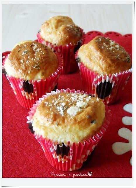 Pecorino Muffins — Rezepte Suchen