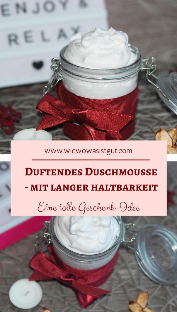 Ich habe noch ein tolles DIY für dich: ein duftendes Duschmousse -…   – German Blogger *DIY*