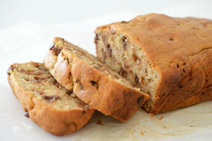 You are going to love this Thermomix Chocolate Chip Banana Bread recipe! It's perfect for the whole family and is also freezer friendly.