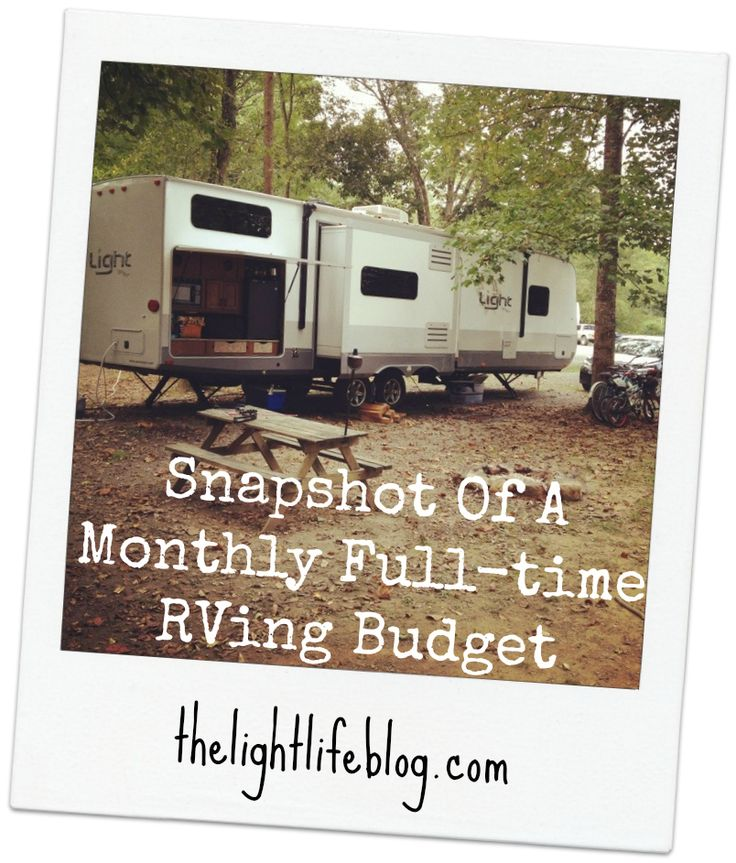 Whether or not one is even interested in the idea of full-time RVing or not, it seems most are at least curious as to the truth about what it actually costs to live on the road full-time. Perhaps b...