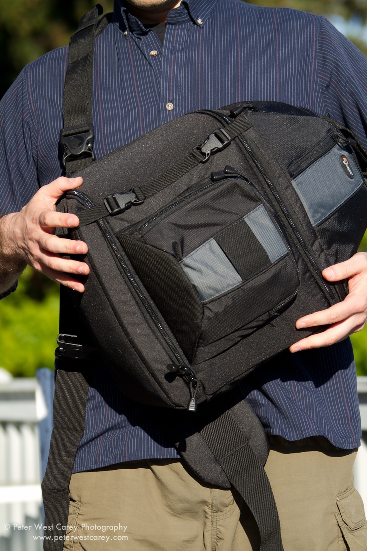 @Lowepro Bags Bags  SlingShot 302 AW Camera Bag Review via @DP School