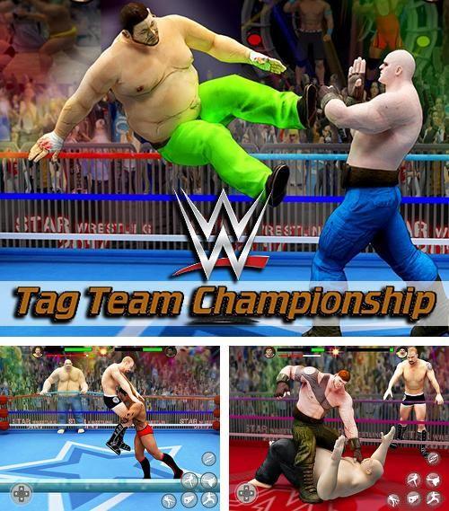 Juega a World tag team wrestling revolution championship para Android. Descarga gratuita del juego Equipo pareado: Revolución de lucha libre. Campeonato mundial.