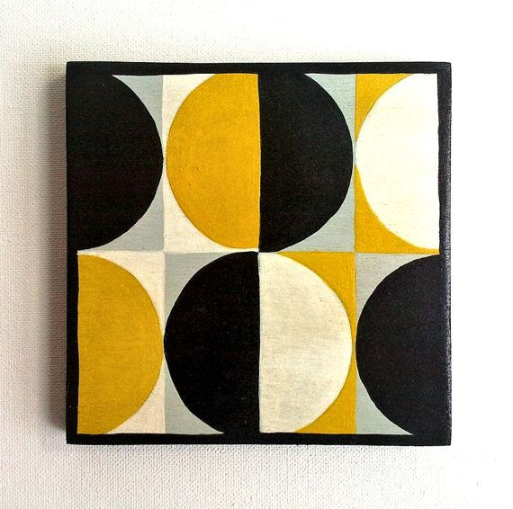 Original Painting 5x5 8x8 Choose any of our Art by Lunartics, €20.00