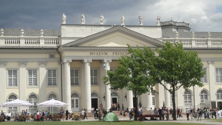 The Fridericianum during dOCUMENTA (13).WIKIPEDIA