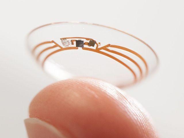 Novartis-Google team on lens for diabetes, vision issues via @USATODAY