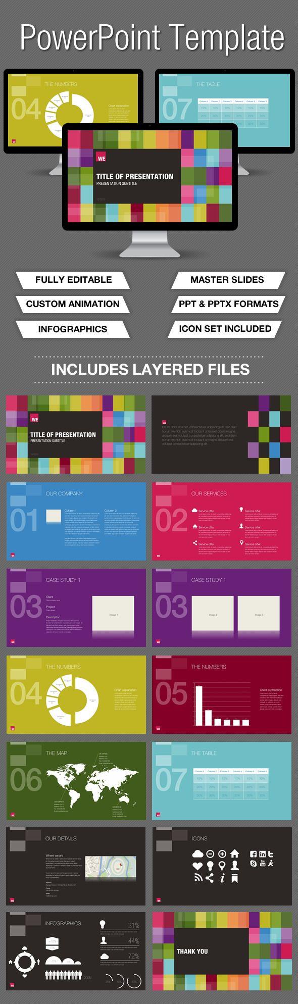19 best powerpoint images on pinterest display folder