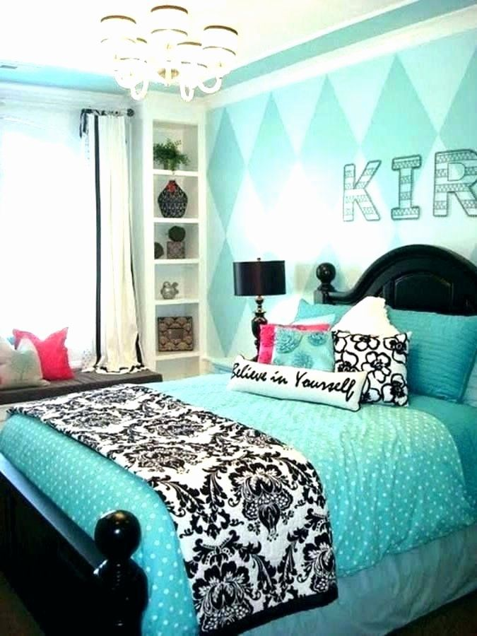 Grey White And Turquoise Bedroom Beautiful Teal Bedroom Black White And Ideas Grey Walls Phamduyfo In 2020 Teal Bedroom Walls Girls Bedroom Paint Teal Bedroom Decor
