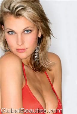 Miss South Africa - Claudia Henkel