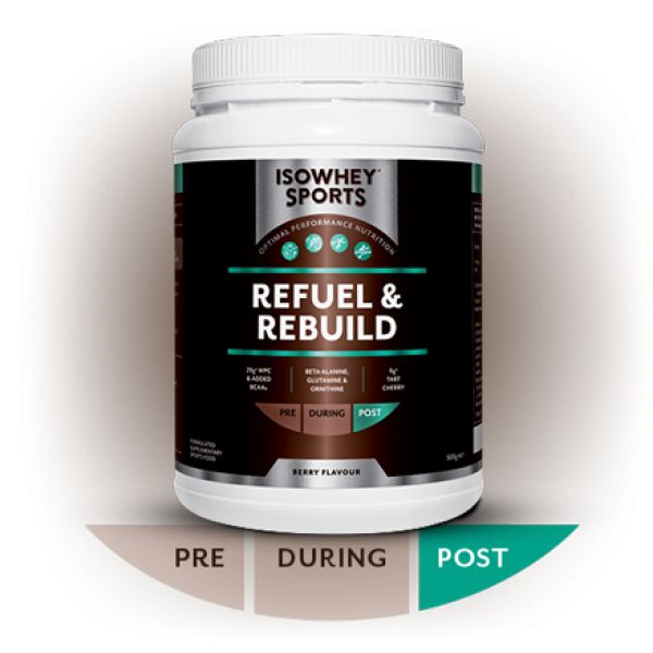 IsoWhey® Sports Refuel & Rebuild - IsoWhey® Sports - Supplements/Nutrition