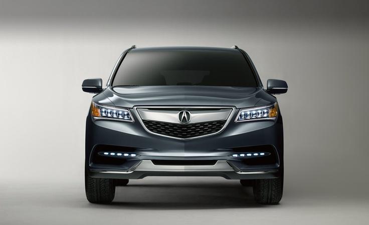 Acura | Future Vehicles - MDX | Acura.com
