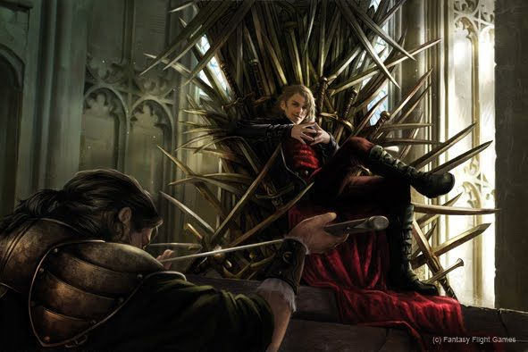 game of thrones lcg loyalty