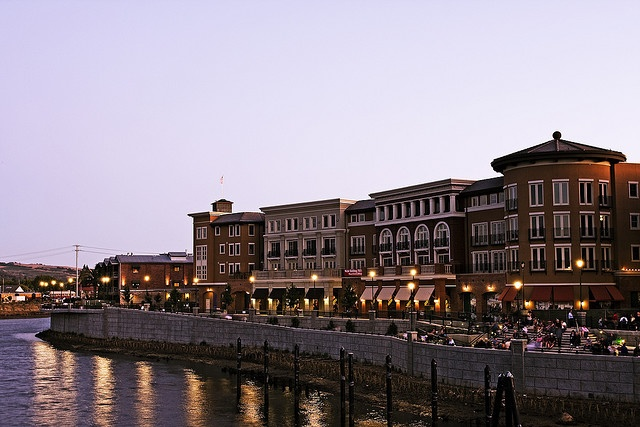 Downtown Napa Riverfront. Nice for a walk during the day or night. Great restaurants and cute shops!