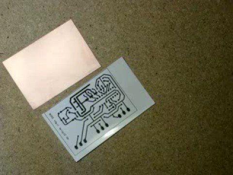 DIY Printed circuit board