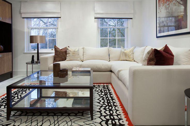 Living Room Interior | JHR Interiors