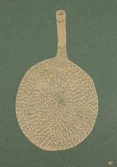 Køb Guld Granadilla af Monika Petersen hos Stilleben – Stilleben - køb design, keramik, smykker, tekstiler og grafik