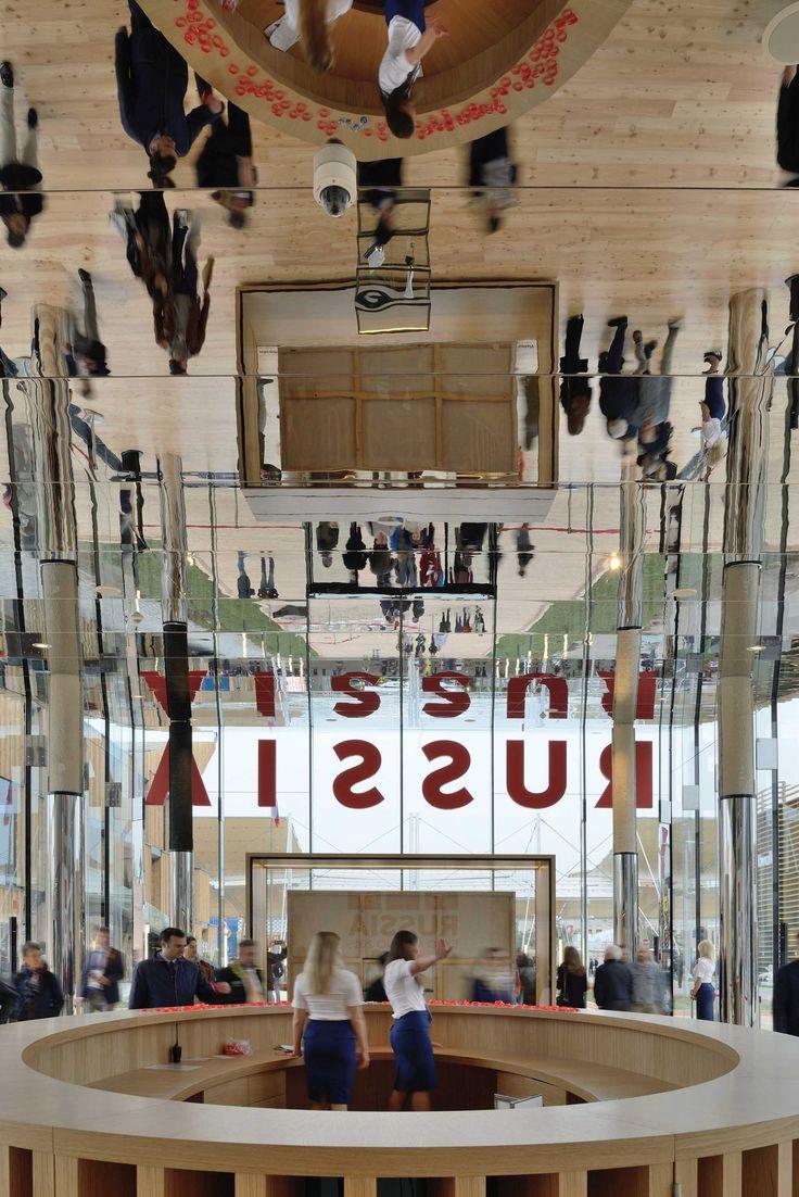 Russia Pavilion – Milan Expo 2015 / SPEECH