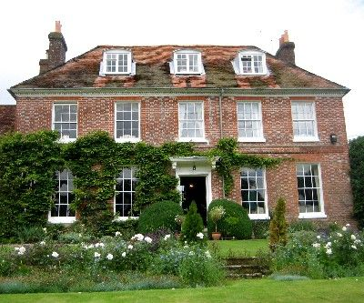 Ibthorpe House.  I would love to go on this Jane Austen tour and see all her houses in fact and in fiction (movies).
