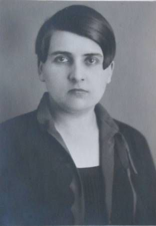 Vlasta Vostřebalová Fischerová, painter, (1898 - 1963)
