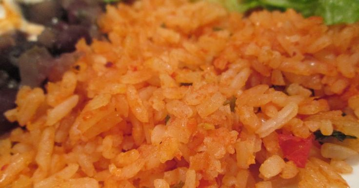 No joke... This is the best Mexican rice I have ever tasted. There are quite a few steps involved, but I think they are worth every last o...