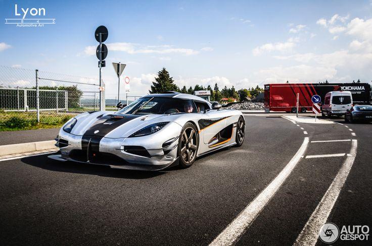 Koenigsegg One:1 - 12 September 2014 - Autogespot
