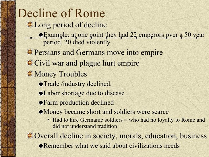 best r empire images ancient rome history  decline of rome essay fall of rome
