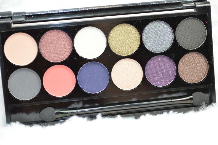 Sleek MakeUP Showstoppers i-Divine Eyeshadow Palette