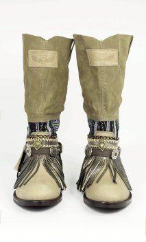Comprar Online EMONK IBIZA Boho Style. Botas y Sandalias de flecos, Sombreros joya... - Carmen Horneros