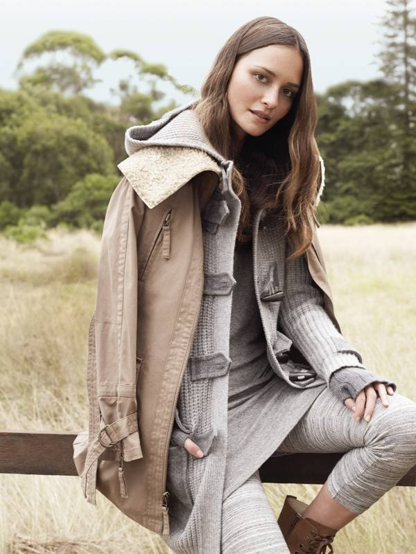 Country Road Autumn/Winter 2011 Campaign