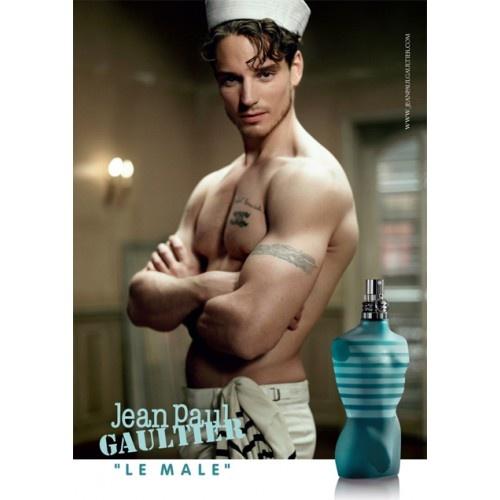Jean Paul Gaultier Le Male 125ml eau de toilette spray - Jean Paul Gaultier parfum Heren - ParfumCenter.nl