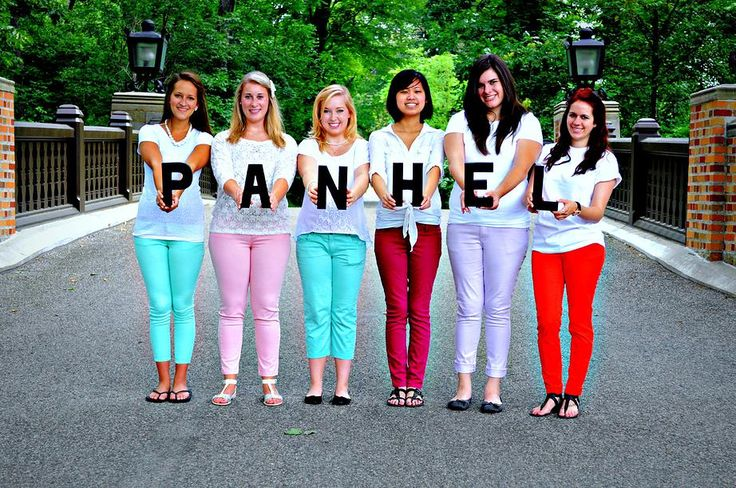 Oakland University Panhellenic Council   Executive Board