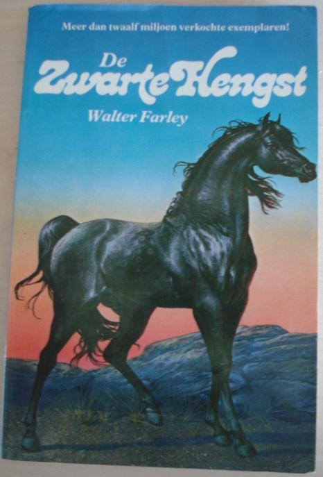 De Zwarte Hengst. Die serie heb ik vroeger van voor naar achteren gelezen. En weer terug.