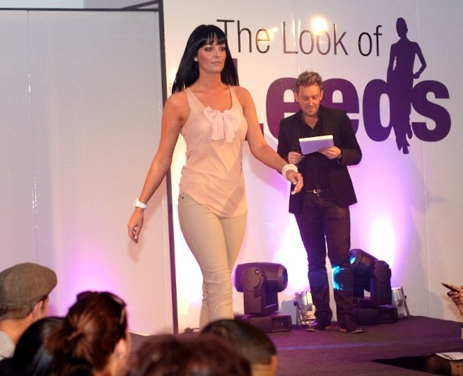 Runner up in The Look of Leeds 2011 competition