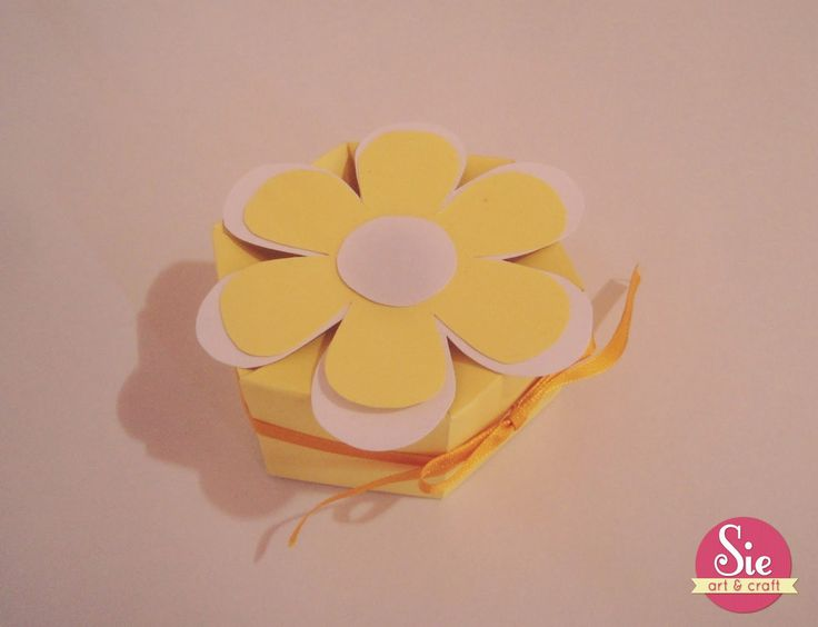 Cajita flor ♥